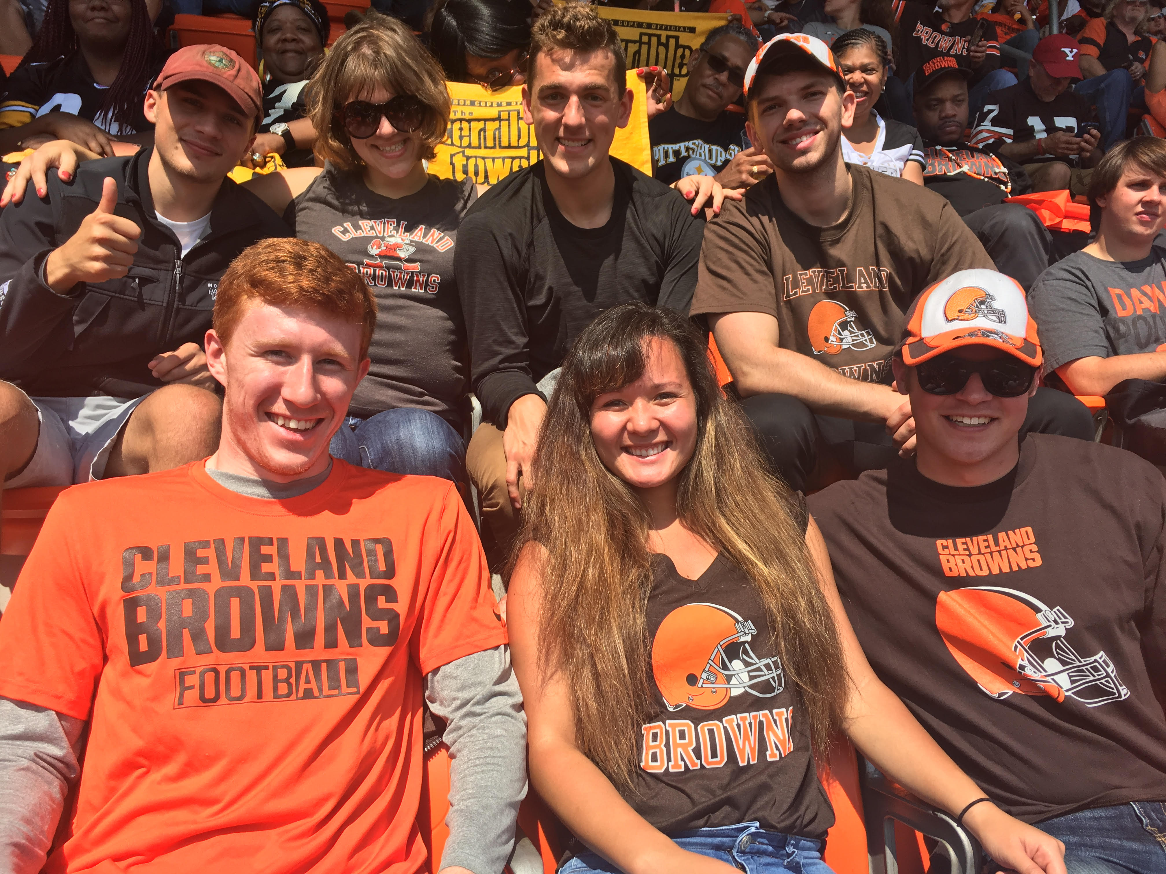 Browns Game