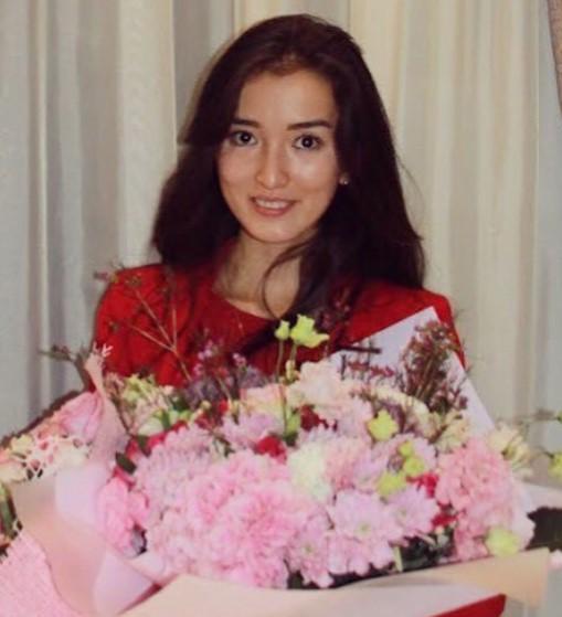 Umida's photo