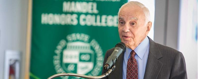 Mandel Honors College 5 Year Anniversary